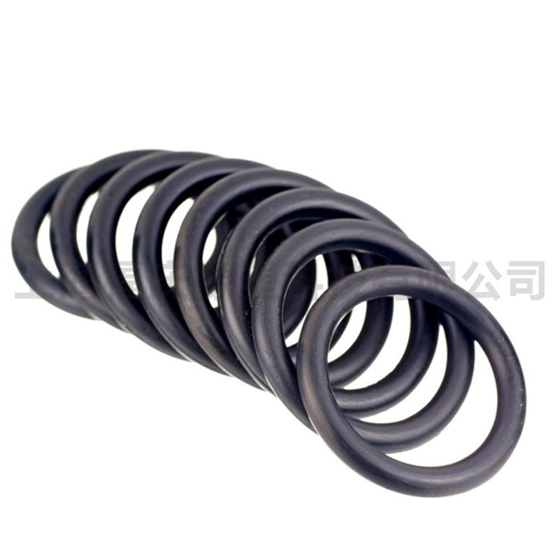 O型圈氟橡胶o形圈 上海厂家批发全氟橡胶密封圈 可按需定制密封橡胶件 修改