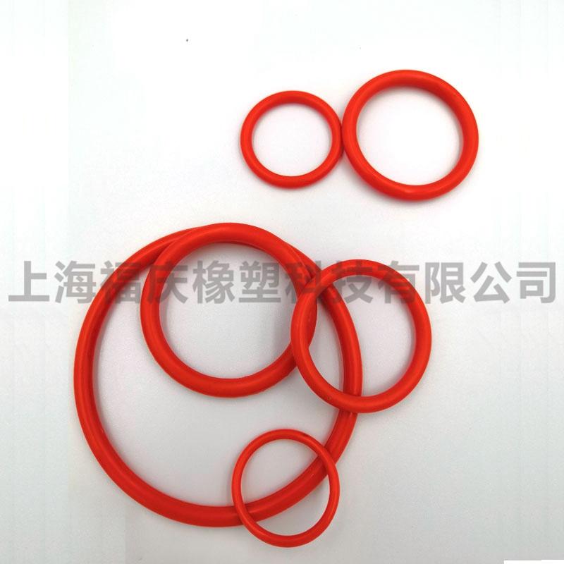 上海氟橡胶O型圈真空密封 厂家定制耐磨抗压圈密封橡胶件