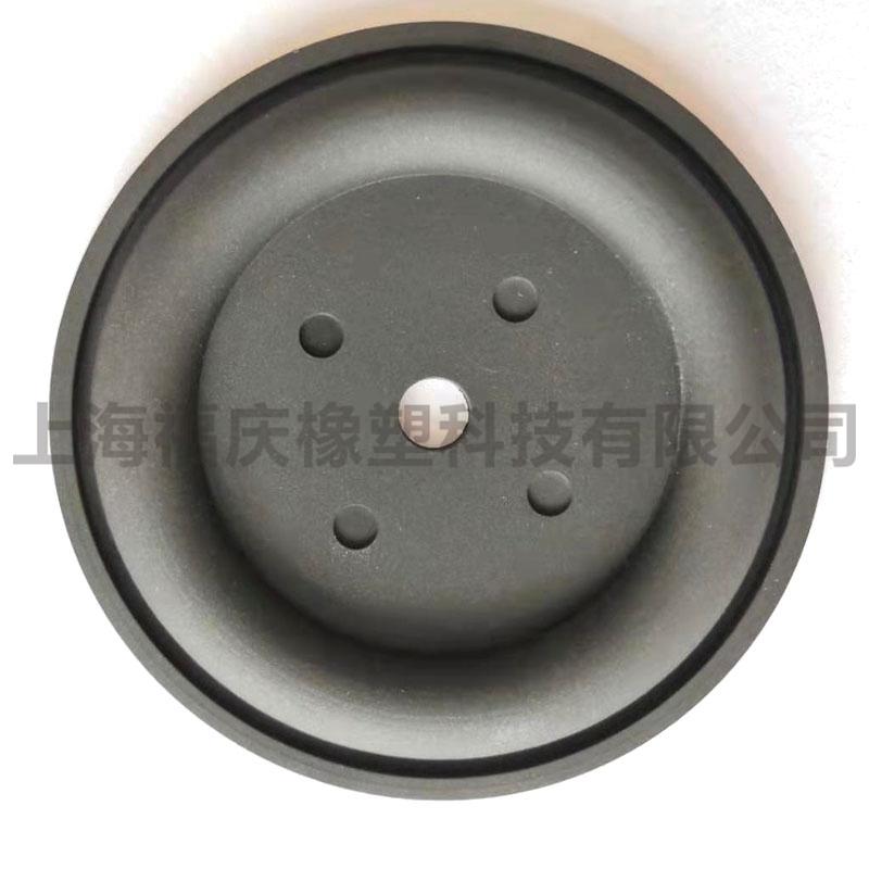 膜片夾布膜片 廠家直銷橡膠滾動隔膜片 可按需 定制O型圈橡膠密封件